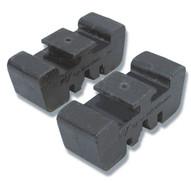 Marshalltown 13869 Tool Weights-5 Lbs Each (pair)-1