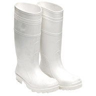 Marshalltown WPT10 White Boots - Size 10-1