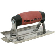 Marshalltown 180D 6 X 3 Ss Groover-12 X 12 Groove-ds Hdl-1