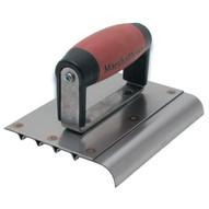 Marshalltown 4280D 6 X 5 Ss Safety Edger-58 Lip-4 Grooves-ds Hdl-1