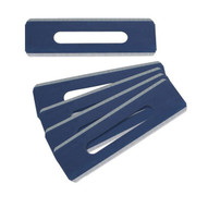 Marshalltown 9060RB Replacement Blades For #9060 Carpet Knife Round Corners (100box)-1
