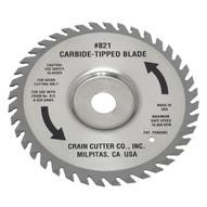 Marshalltown 821SB Crain Carbide Tipped Blade-1
