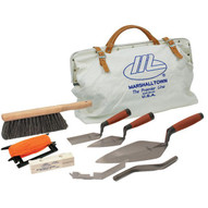 Marshalltown BTK1 Brick Tool Kit Wcanvas Tool Bag-1