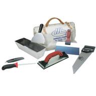 Marshalltown DTK3 Drywall Tool Kit Wcanvas Tool Bag-1