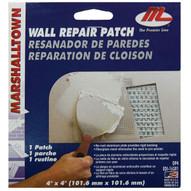 Marshalltown DP4 Drywall Patch Kit 4 X 4-1