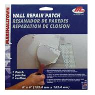 Marshalltown DP6 Drywall Patch Kit 6 X 6-1