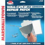 Marshalltown DP8 Drywall Patch Kit 8 X 8-1