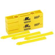 Marshalltown 86P Plastic Line Blocks And Twigs (2 Pair Line Blocks And 4 Twigsset)-1