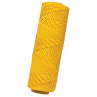 Marshalltown 621 Twisted Nylon Mason's Line 285' Yellow Size 18 6 Core-1