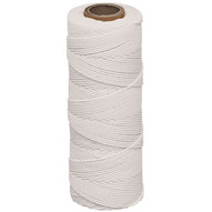 Marshalltown 623 Braided Nylon Mason's Line 500' White Size 18 6 Core-1