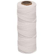 Marshalltown 625 Braided Nylon Mason's Line 1000' White Size 18 6 Core-1