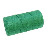 Marshalltown 627 Braided Nylon Mason's Line 1000' Green Size 18 6 Core-1