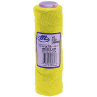 Marshalltown 632 Braided Nylon Mason's Line 250' Fl. Yellow Size 18 6 Core-1