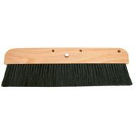 Marshalltown 799 18 Black Poly Finishing Broom-wood Block-1