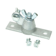 Marshalltown TSAABRKT Two-hole All-angle Bracket And Hardware For T-slot Darby-1