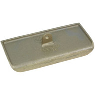 Marshalltown 7593 6 X 4 Bronze Walking Edger 14r 58l-1