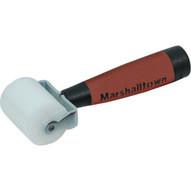 Marshalltown E216D 2 Flat Gemstone Plastic Seam Roller-durasoft Hdl-1