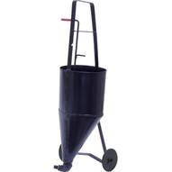 Marshalltown RED704988W Pour Pot Crack Filler Black Wwheels 2.6 Gallon-1