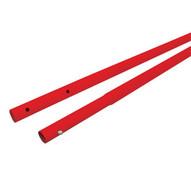 Marshalltown RED700524M Magnesium 6' Alum Swedge Style Snap Handle 1 34-1