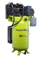 Legacy FXS10V080V1 10 Hp 80 Gallon 1-phase2-stage Vertical Flexzilla�-1