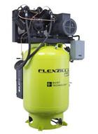 Legacy FXS10V120V1 10 Hp 120 Gallon 1-phase2-stage Vertical Flexzilla-1