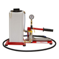 Rice Hydro MTP-1-3GT 1000 PSI Hydrostatic Hand Test Pump 3 Gallon Reservoir Tank-1