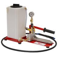 Rice Hydro MTP-5-3GT 500 PSI Hydrostatic Hand Test Pump 3 Gallon Reservoir Tank-1