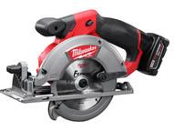 Milwaukee Electric Tool 2530-21XC M12 Fuel 5-38 Circular Sawkit-1