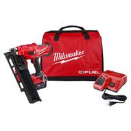 Milwaukee Electric Tool 2744-21 M18 Fuel 21 Degree Framingnailer Kit-1
