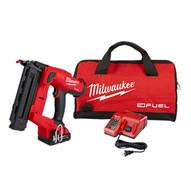 Milwaukee Electric Tool 2746-21CT M18 18 Gauge Brad Nailer Kit-1