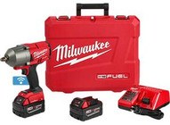 Milwaukee Electric Tool 2863-22 M18 One Key High Torque Impactwrench Kit-1