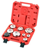 Circle 9 Toolsa Plus Tools 62601 9-pc Cartridge Oil Filterwrench Set-1