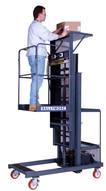 Ballymore OP-11 11' Single Person Maintenance Lift-1