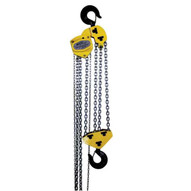 OZ Lifting Products OZ100-20CHOP 10 Ton Chain Hoist 20' Lift (with Overload Protection)-1