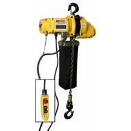 OZ Lifting OZ1000EC Ultra Light 20' Chain Hoist 1000 LB Capacity-2