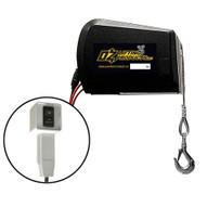 OZ Lifting Products OZ10DCW 1000 Lbs. 12v Ac Electric Winch-1