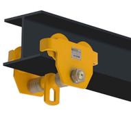 OZ Lifting Products OZ10PBT 10 Ton Plain Trolley-1