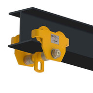 OZ Lifting Products OZ1PBT 1 Ton Plain Trolley-1