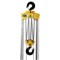 OZ Lifting Products OZ200-10CHOP 20 Ton Chain Hoist 10' Lift (with Overload Protection)-1