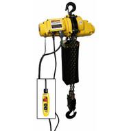 OZ Lifting OZ2000EC Ultra Light 20' Chain Hoist 2000 LB Capacity-1