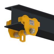 OZ Lifting Products OZ2PBT 2 Ton Plain Trolley-1