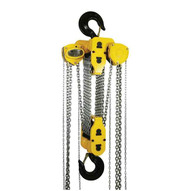 OZ Lifting Products OZ300-20CHOP 30 Ton Chain Hoist 20' Lift (with Overload Protection)-1
