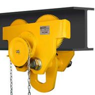 OZ Lifting Products OZ30GBT 30 Ton Geared Trolley-1