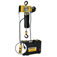 OZ Lifting OZ440EC Ultra Light 20' Chain Hoist 400 LB Capacity-1