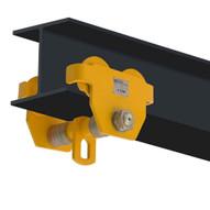 OZ Lifting Products OZ5PBT 5 Ton Plain Trolley-1