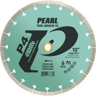 Pearl Abrasive ADM45PT 4.5 x .060 x 78 58-20mm Pearl P4 Porcelain Reactor Dry Porcelain Blade 6.5mm Rim-1