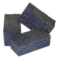 Pearl Abrasive Blk224 2x2x4 C-24 Floor Grinding Block (6 In A Box)-1