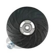 Pearl Abrasive Bpftc45 4-12 X 58-11 Heavy Duty Backup Pad For Turbo Cut Discs-1