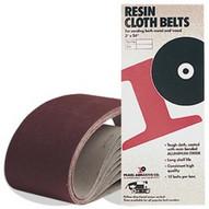 Pearl Abrasive Cb424120 4x24 A120 Cloth Belt (10 In A Box)-1