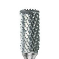 Pearl Abrasive Cbsb5p 1 2 X 1 X 1 4 Carbide Bur Double Cut Sb5 Type-1